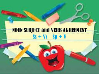 Agreement Antara Noun dan Pronoun