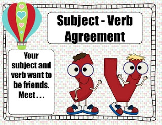Contoh agreement modified subject dan verb